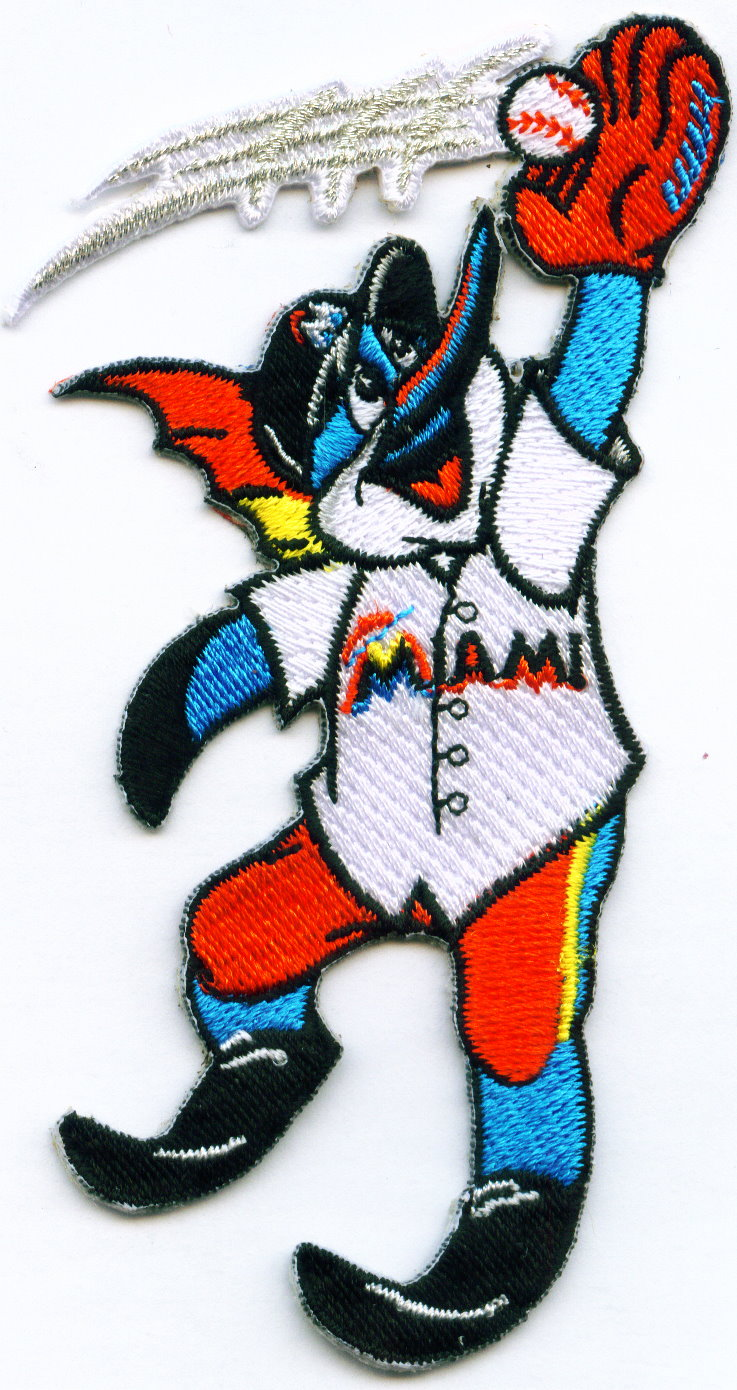 "Miami Marlins Mascot ""Billy"""
