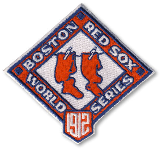 Boston Red Sox 1912 World Series Patch