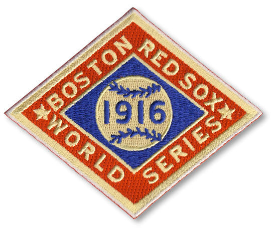 Boston Red Sox 1916 World Series Patch
