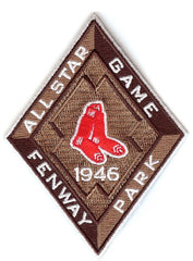 1946 All Star Game Patch