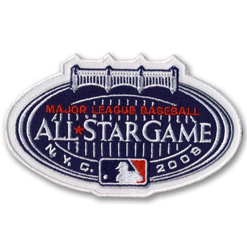 2008 Major League Baseball All Star Game Patch (New York Yankees)
