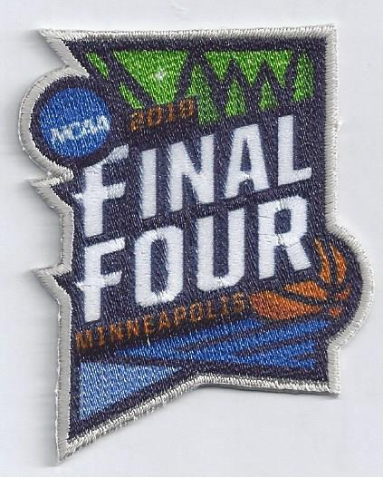 2019 Final Four Patch