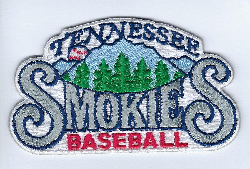 Tennessee Smokies Primary Patch