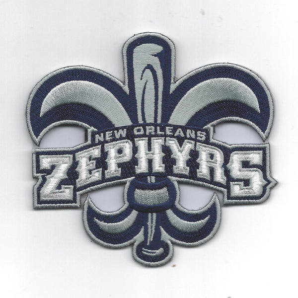 New Orleans Zephyrs Primary Logo