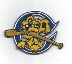 Charleston River Dogs Primary Logo
