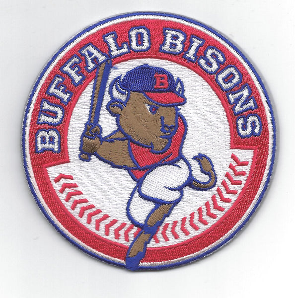 Buffalo Bisons Primary Logo