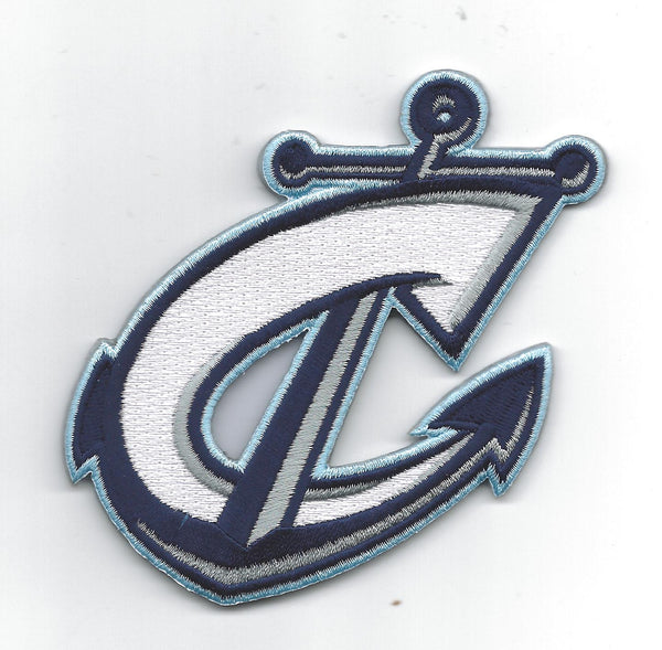"Columbus Clippers ""C"" with Anchor"