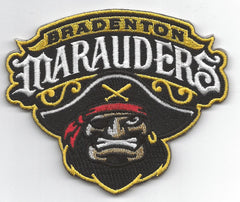 Bradenton Marauders Primary Logo
