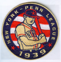 New York Penn League Patch