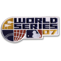 2007 World Series Patch