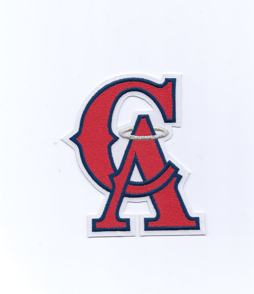 "Los Angeles Angels ""CA"" Patch (1995)"
