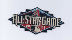 "2011 MLB All Star Game with ""A"""