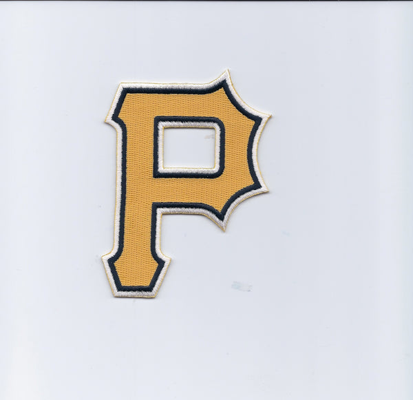 "Pittsburgh Pirates Alternate ""P"" Patch"