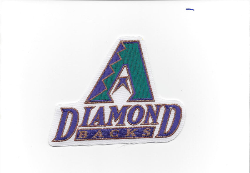 Arizona Diamondbacks Sleeve Patch (1998-2006)