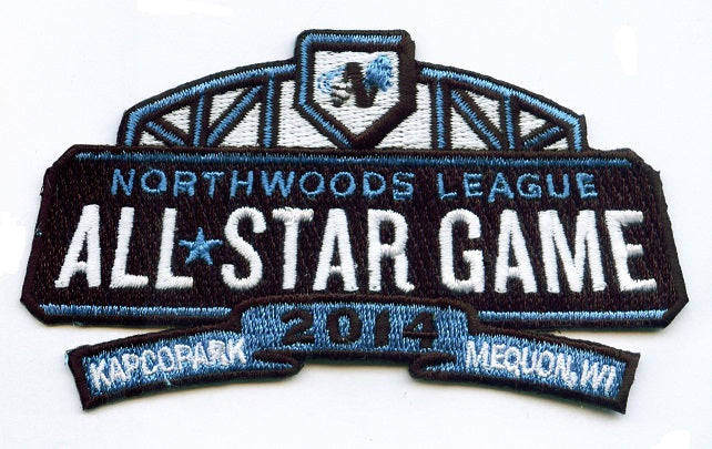 Northwoods League All-Star Game 2014