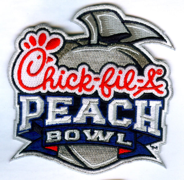 Chick-fil-A Peach Bowl Patch