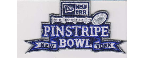 New Era Pinstripe Bowl Patch