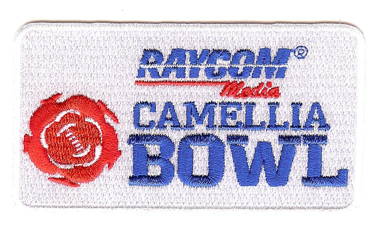 Raycom Media Camellia Bowl Patch (2016)