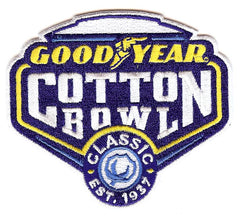 Good Year Cotton Bowl Classic Patch
