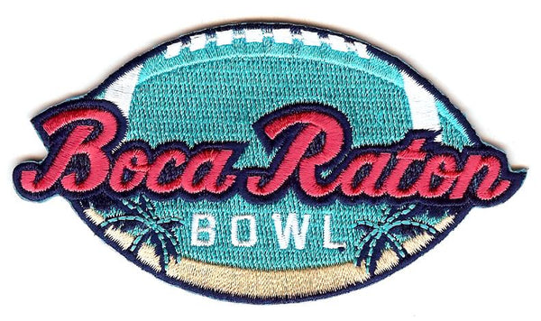 Boca Raton Bowl Patch