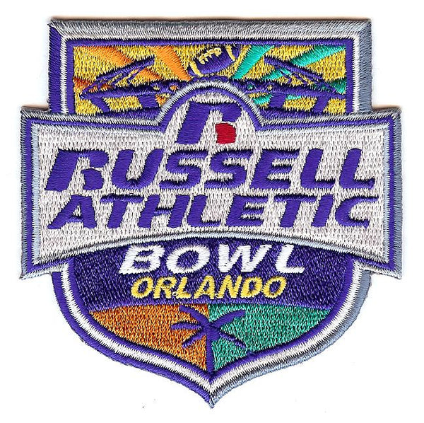 Russell Athletic Bowl Patch