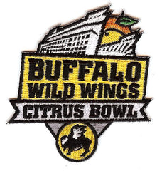 Buffalo Wild Wings Citrus Bowl Patch (2016)