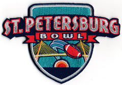 St. Petersburg Bowl Patch