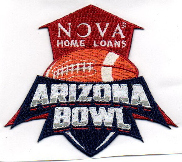 NOVA Home Loans Arizona Bowl Patch