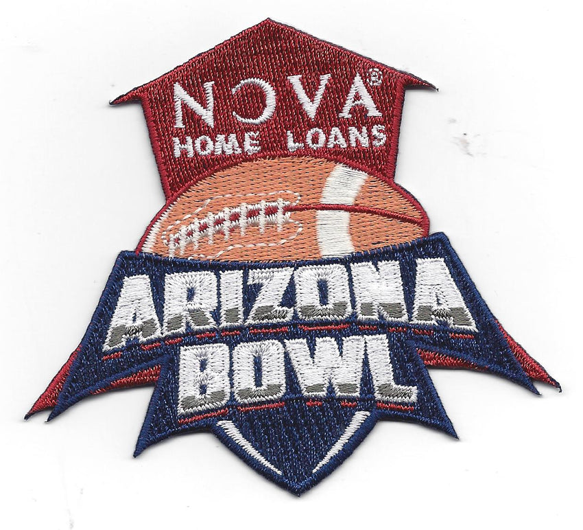 Nova Home Loans Arizona Bowl Patch 2019