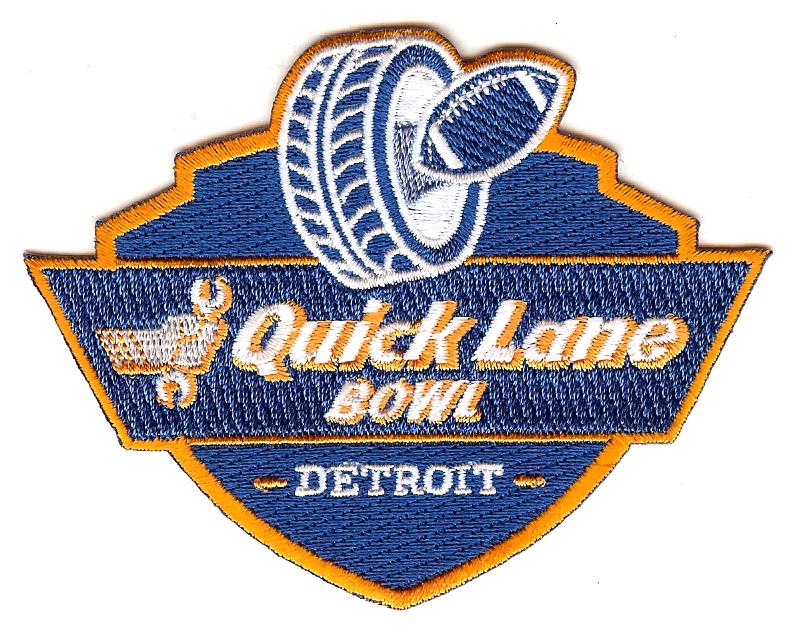 Quick Lane Bowl Patch
