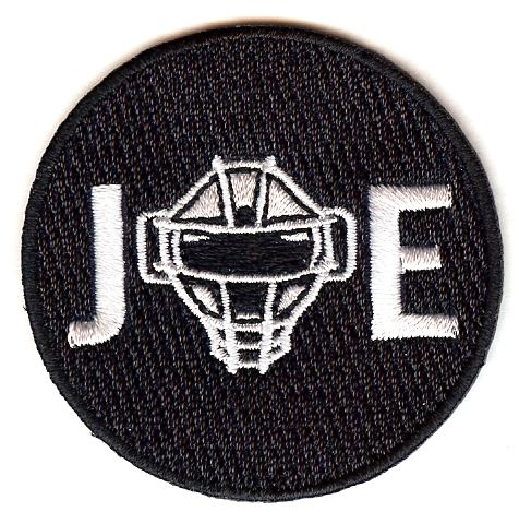 Joe Garagiola Tribute Patch