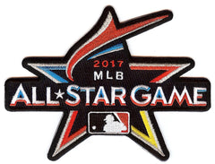 2017 Major League Baseball  All Star Game Patch (Miami)