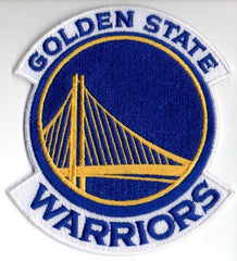 Golden State Warriors Primary Logo Patch