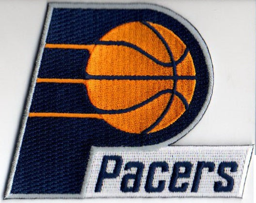 Indiana Pacers Primary Logo Patch
