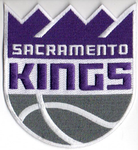 Sacramento Kings Primary Logo Patch