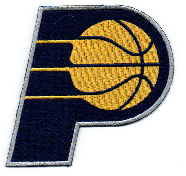 Indiana Pacers Alternate Logo Patch