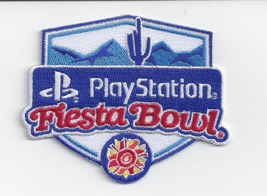 PlayStation Fiesta Bowl Patch