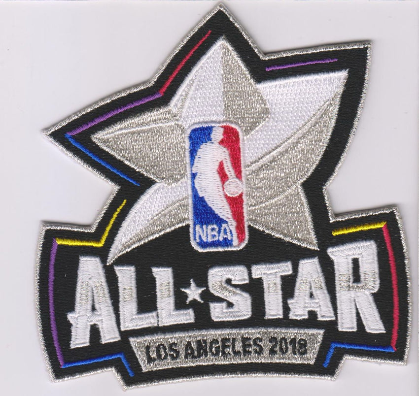 2018 NBA All Star Game Patch (Los Angeles)