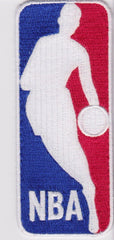 NBA Logo Man Patch
