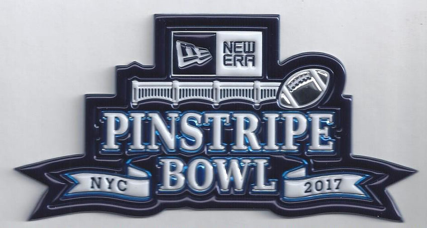 New Era Pinstripe Bowl EmbossTech Patch (2017)