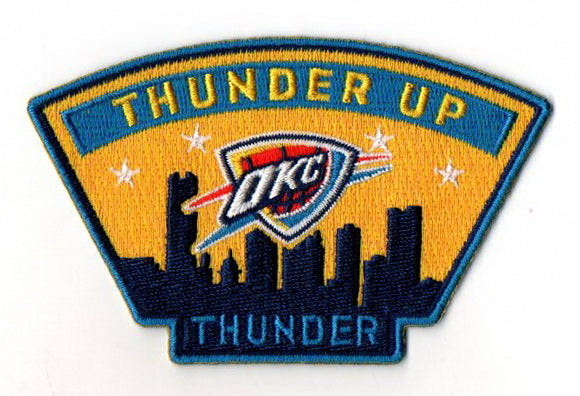 Oklahoma City Thunder FanPatch