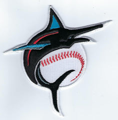 Miami Marlins Sleeve Patch (2019)