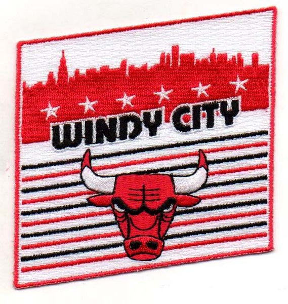 "Chicago Bulls ""Big Sky"" FanPatch"