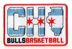 "Chicago Bulls ""City Edition"" FanPatch"