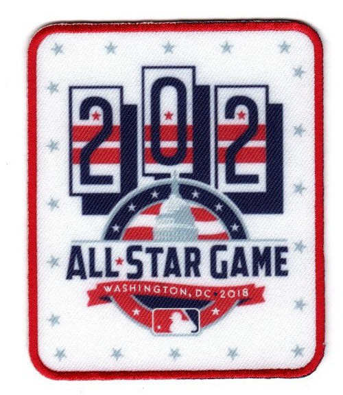 "2018 All Star Game ""202"" FanPatch (Washington Nationals)"