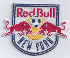 New York Red Bulls Patch