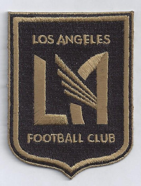 Los Angeles FC Patch