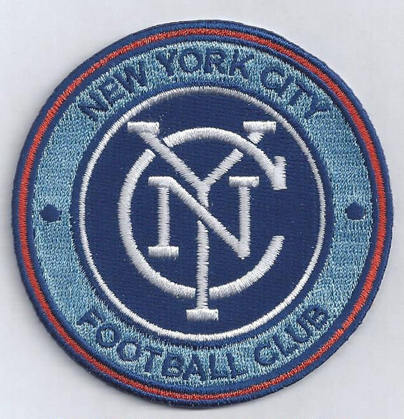 New York City FC Patch