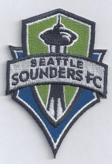 Seattle Sounders FC Patch