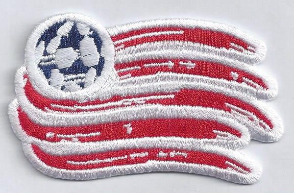 New England Revolution Patch